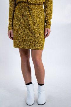 garcia rok in a-lijn geel