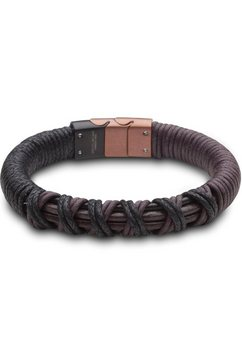 steelwear armband »rio, sw-513« braun