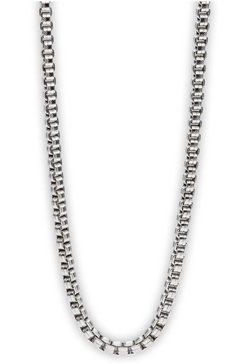 steelwear edelstalen ketting »salvador, sw-551« zilver