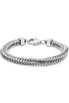 steelwear edelstalen armband »buenos aires, sw-515« zilver