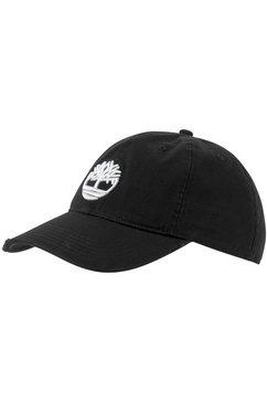 timberland snapback cap zwart