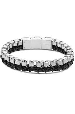 steelwear armband »salvador, sw-559« zwart