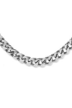 steelwear edelstalen ketting »dallas, sw-148« zilver