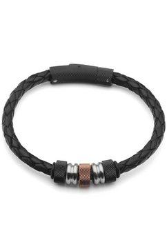 steelwear armband »sidney, sw-442« zwart