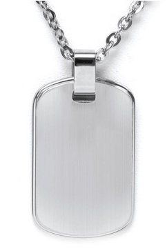 steelwear ketting met hanger »new york, sw-078« zilver