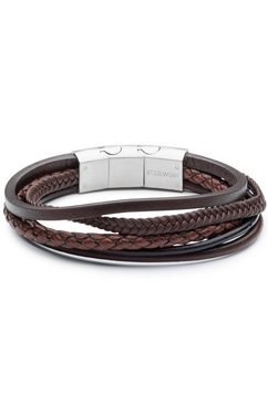 steelwear armband »salvador, sw-561« bruin