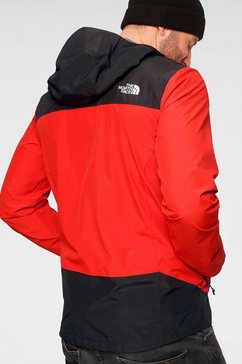 the north face regenjack »extent iii« rood