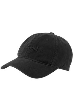 timberland baseballcap zwart