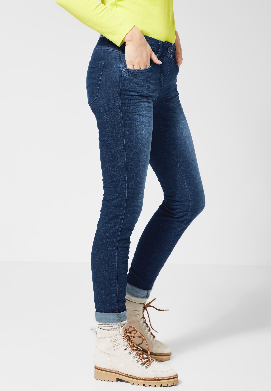 Op zoek naar een Cecil slim fit jeans? Koop online bij OTTO