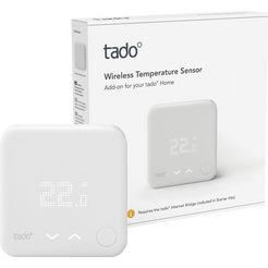 tado smart-home-station radiografische temperatuursensor wit