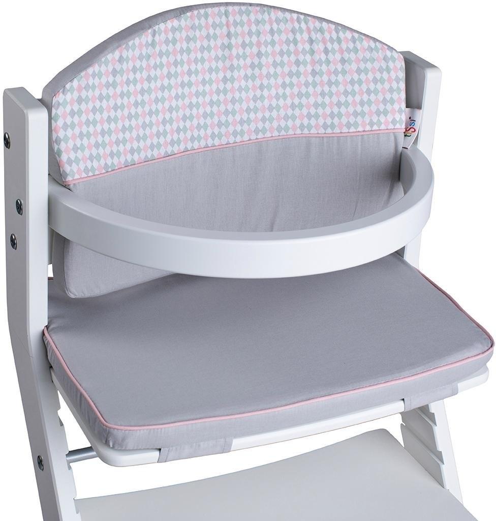tiSsi kinder-zitkussen Diamant pastel voor tissi® kinderstoel; made in europe goedkoop op otto.nl kopen