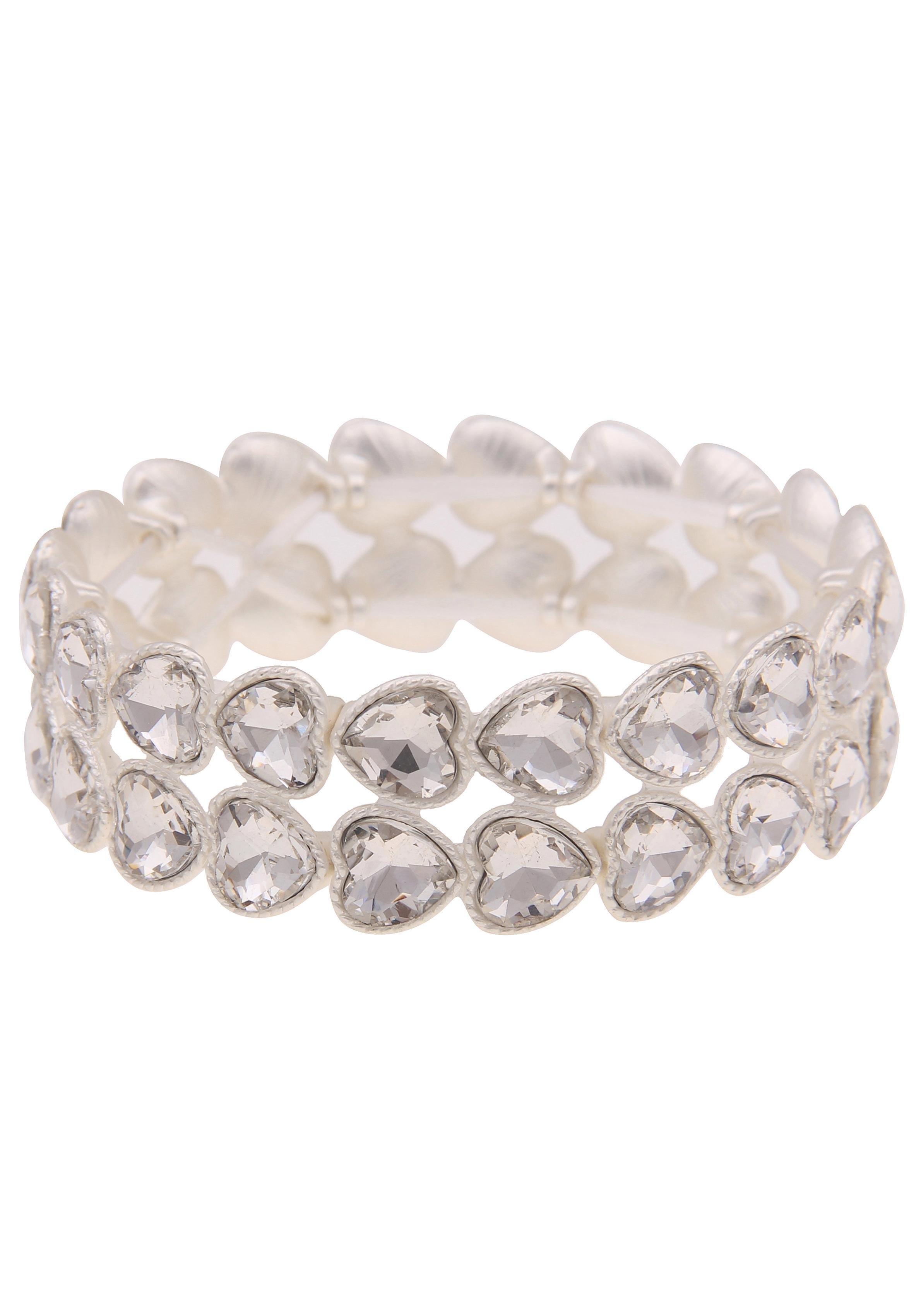 Leslii armband »Herzreif, 260118569« nu online bestellen