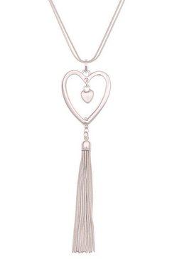 leslii ketting met hanger »schwesterherzen, 220118612« zilver