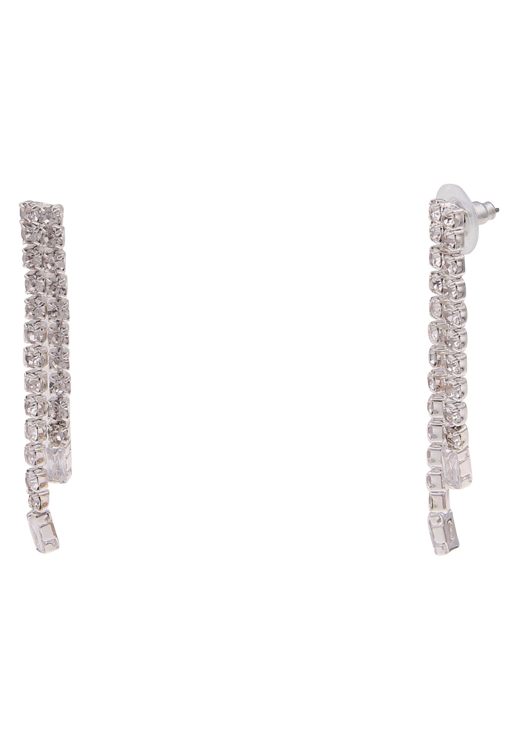 Leslii oorstekers »Charleston silber, 230118300« online kopen op otto.nl