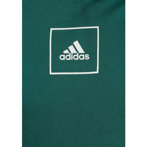 adidas Performance sportsweater groen