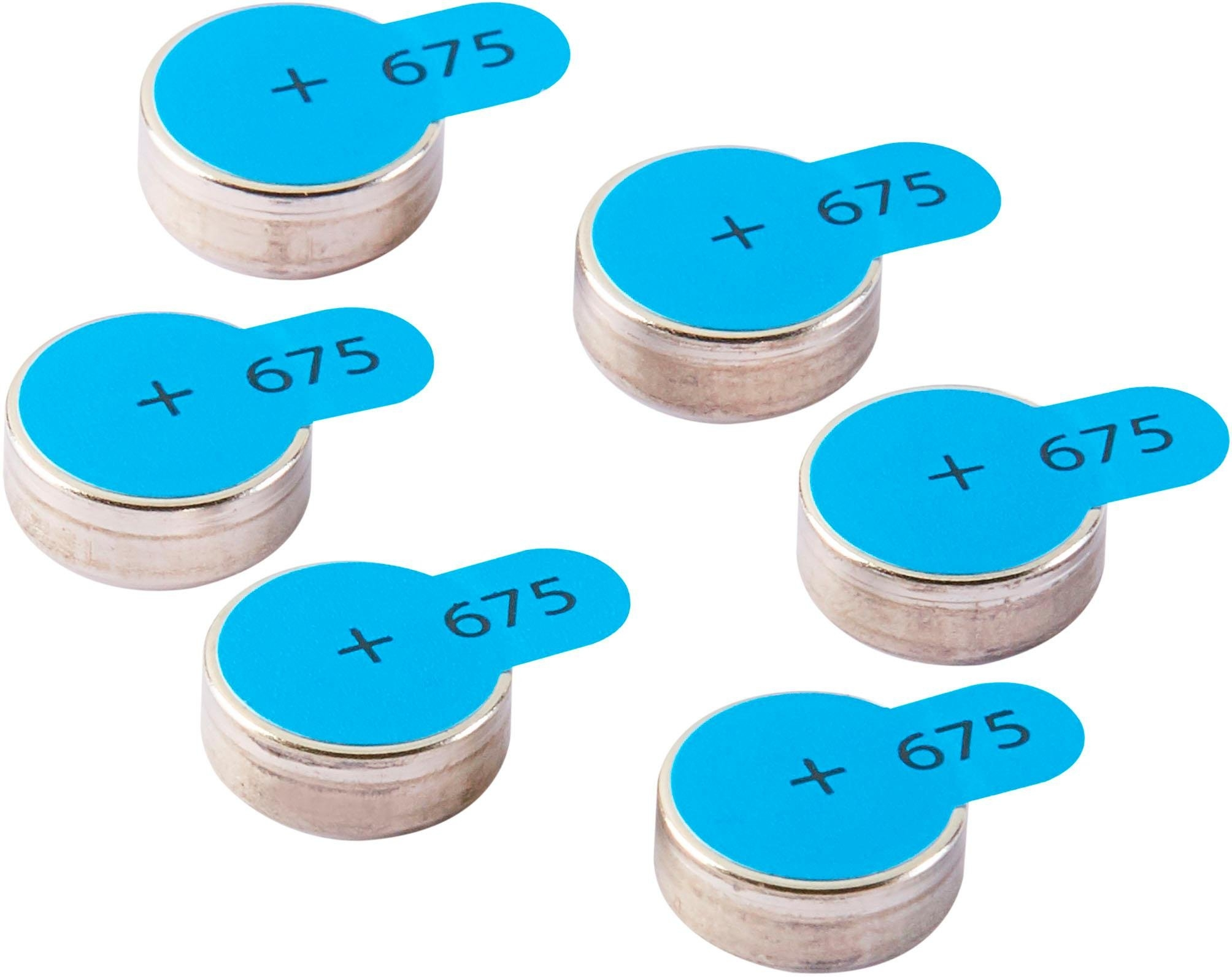 Op zoek naar een Intenso »Zink-Luft A675« batterij? Koop online bij OTTO