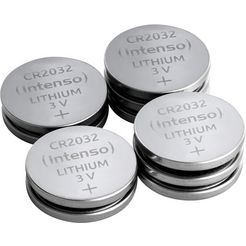 intenso »energy ultra cr 2032« knoopcel zilver