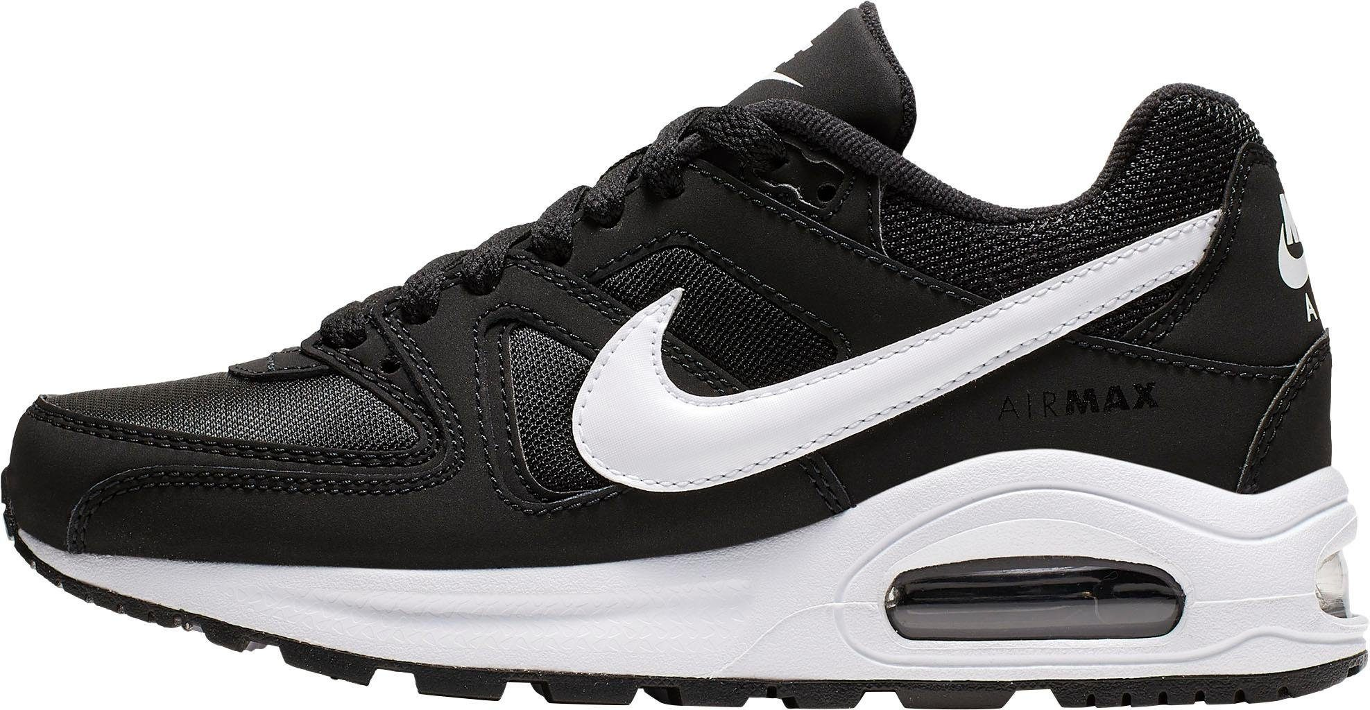 Nike Sportswear AIR MAX COMMAND FLEX Sneakers laag black