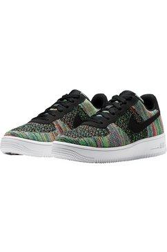 nike sportswear sneakers »air force 1 flyknit 2.0 bg« multicolor