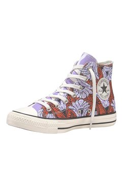 converse sneakers »chuck taylor all star hi twisted summer« oranje