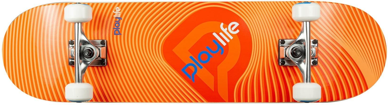 Playlife skateboard Illusion Orange online kopen op otto.nl