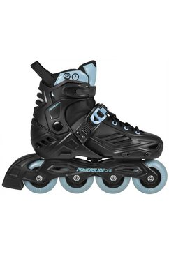 powerslide inlineskates »khaan junior ltd« zwart