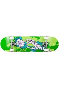 playlife skateboard »homegrown« zwart