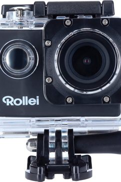 rollei action cam 4s plus zwart