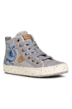 geox kids sneakers »j alonisso boy« grijs