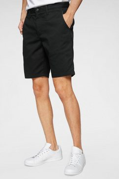 vans short »authentic stretch short« zwart