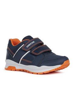 geox kids sneakers »j coridan« blauw