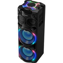 panasonic party-luidspreker sc-tmax50e-k zwart