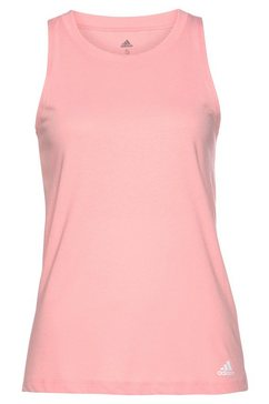 adidas performance functionele top roze