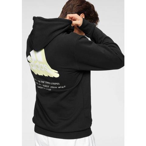 adidas Performance hoodie MINI EMBLEM HOODY