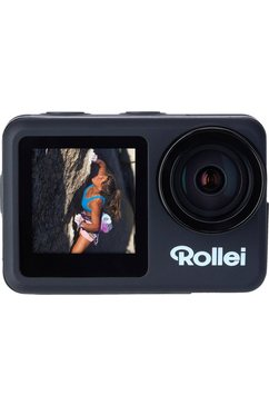 rollei action cam 8s plus zwart