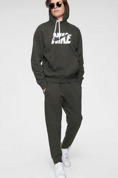 nike sportswear joggingpak (set, 2-delig) groen