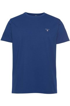 gant t-shirt blauw