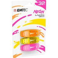 emtec »c410 color mix 2.0« usb-stick multicolor