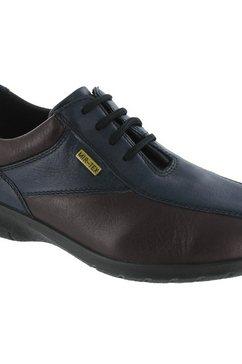 cotswold sneakers »kollektion salford w-p - damen schuhe« blauw