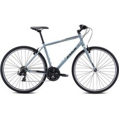 fuji bikes »absolute 2.1« fitnessfiets grijs