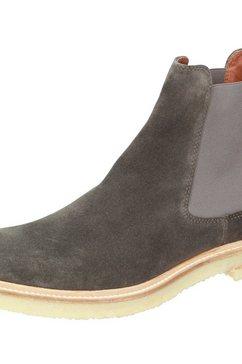 sioux instaplaarzen »apollo-017« bruin