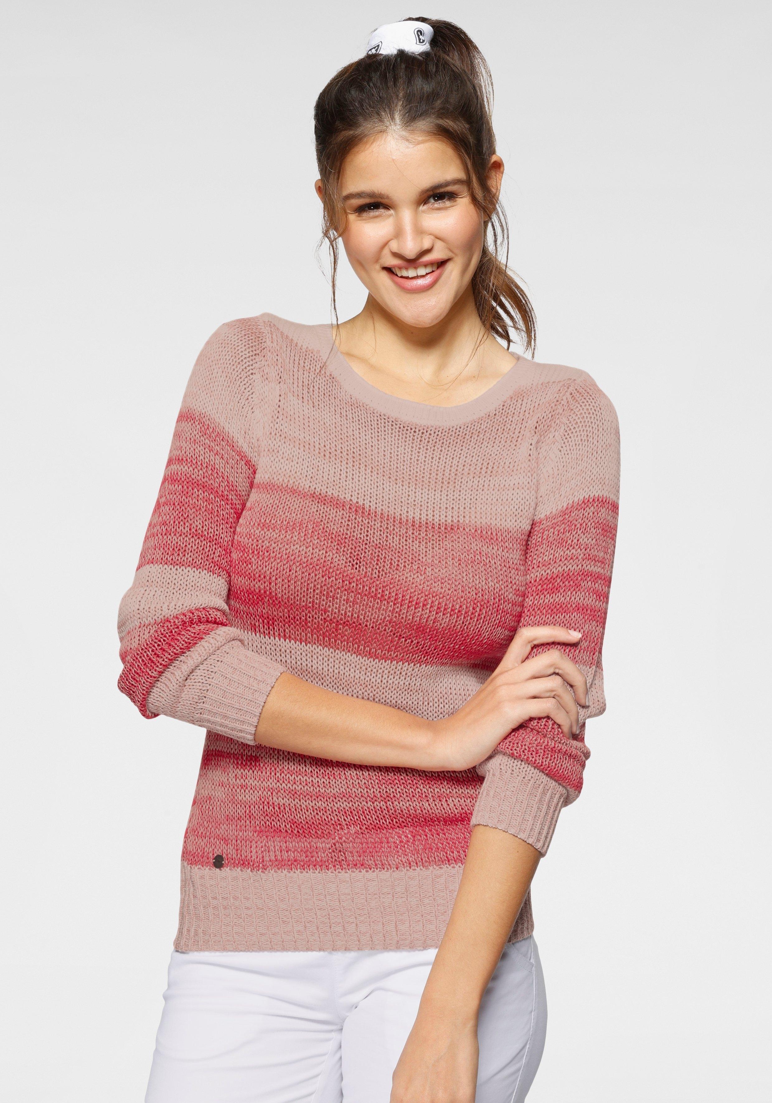 KangaROOS gebreide trui in multicolour-streepdesign bestellen: 30 dagen bedenktijd