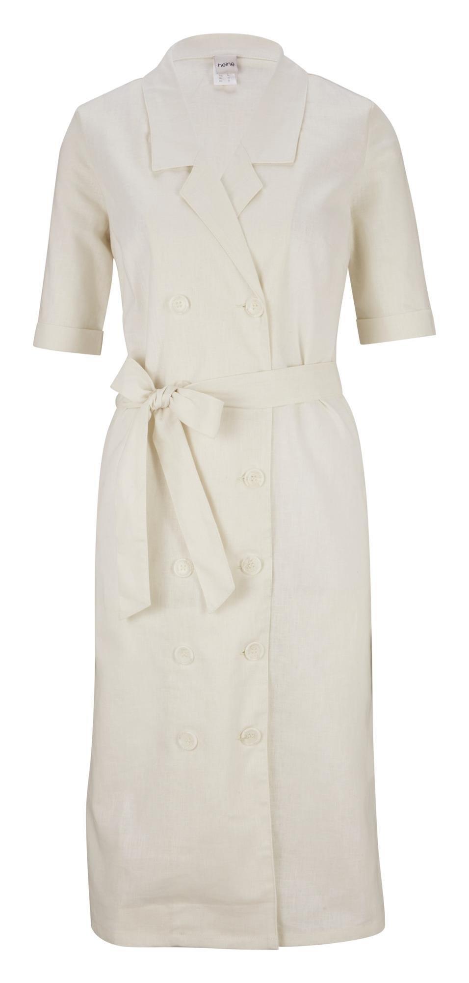 Wonderbaarlijk Linnen jurk nu online kopen | OTTO SE-31