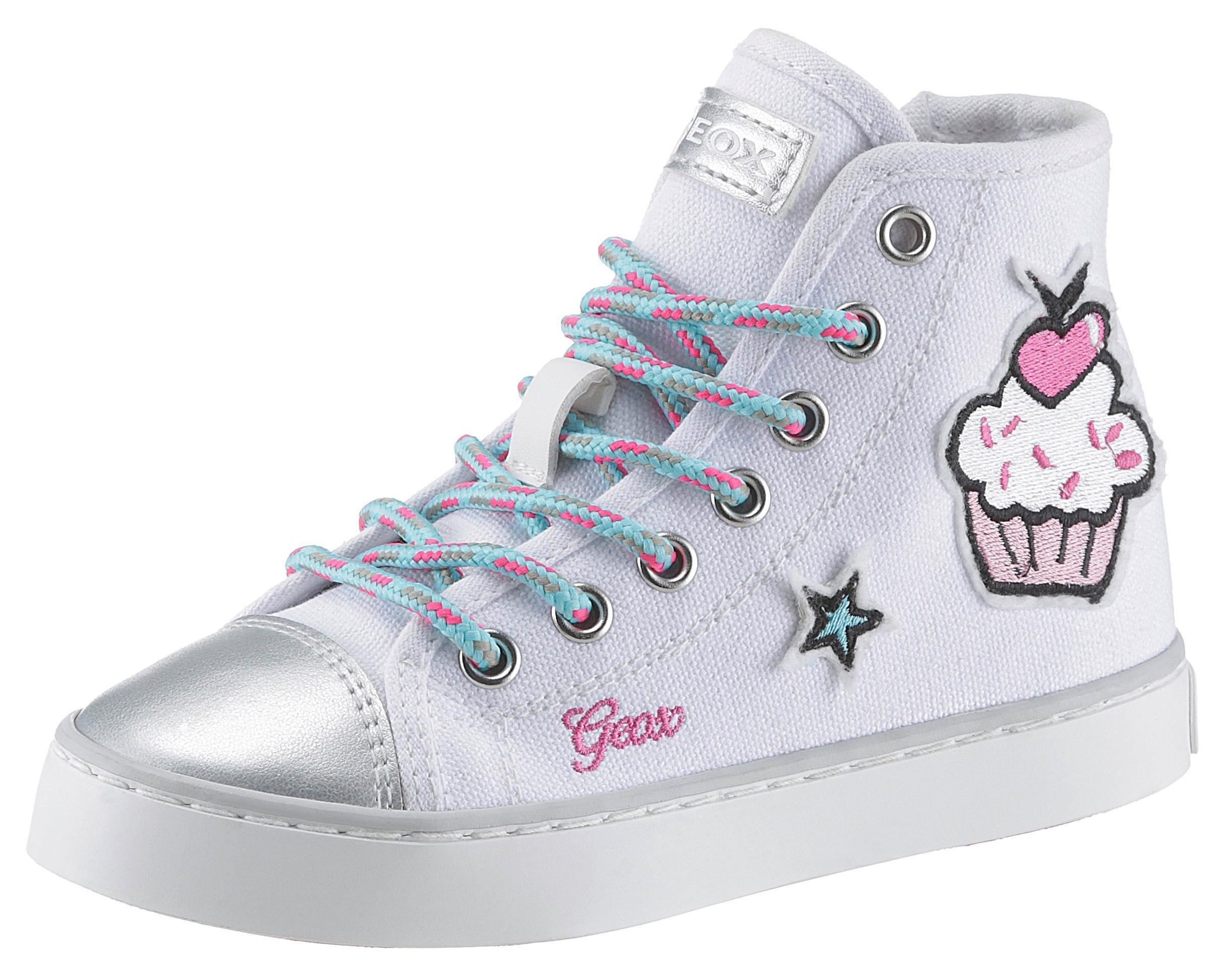 Geox Kids sneakers »Ciak Girl« nu online bestellen