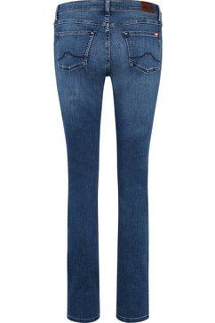 mustang jeans »sissy slim« blau