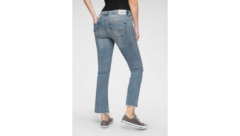 Herrlicher bootcut jeans »SUPER G BOOT CROPPED«