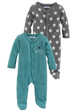 klitzeklein pyjama (set, 2-delig) grijs