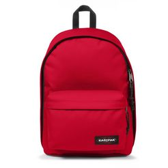 eastpak laptoprugzak »out of office sailor red« rood