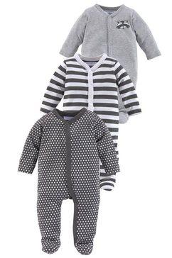 klitzeklein pyjama wit