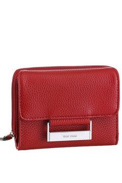 gerry weber bags portemonnee talk different ll purse mh9fz met vlot merkplaatje rood